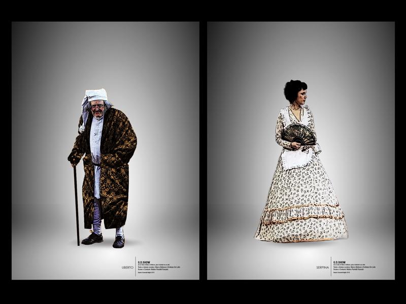 GDSHOW <br> Costumi (repertorio)